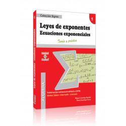 Leyes de exponentes -...