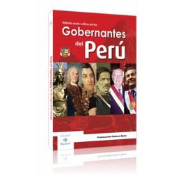 Gobernantes del Perú