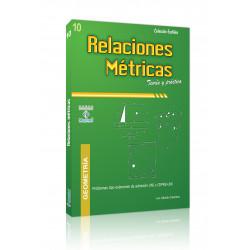 Relacione métricas